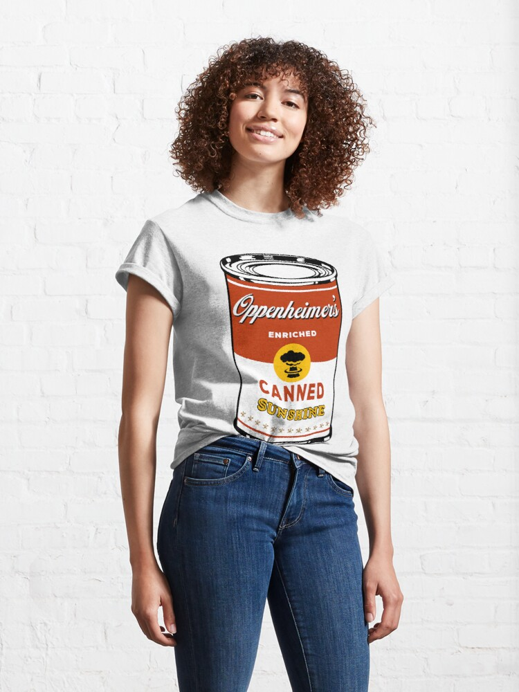 Alternate view of Canned Sunshine Classic T-Shirt
