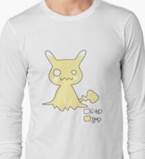 Ghostly Levels Long Sleeve T-Shirt