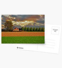Polder House Postcards