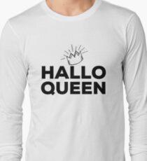 Halloween Queen Long Sleeve T-Shirt