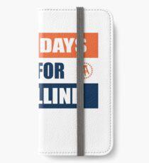 Saturdays are for The Illini UofI iPhone Wallet/Case/Skin