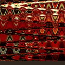 Red Roses (abstract) by Anthropolog