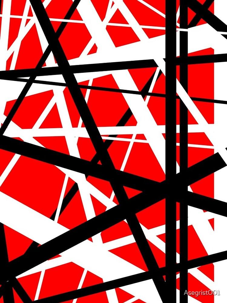 Frankenstein-Muster (rot) von Asegrist001