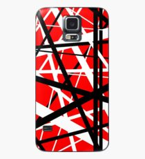 Frankenstein Pattern (Red) Case/Skin for Samsung Galaxy