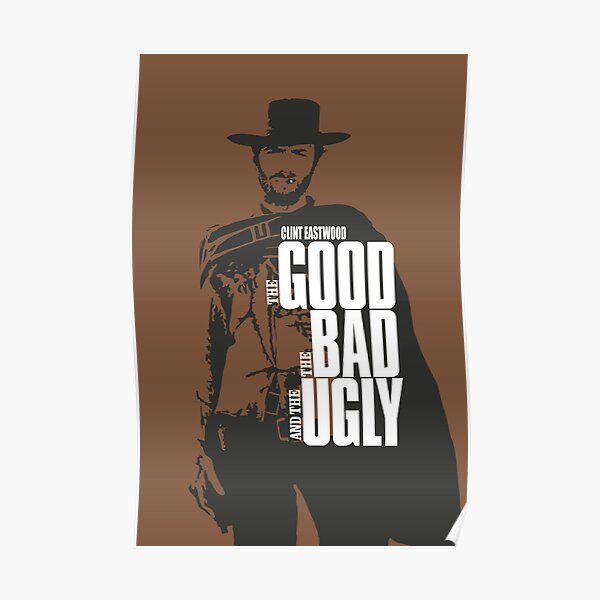 Clint Eastwood Póster