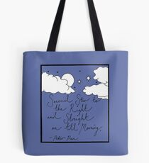 Peter Pan - Second Star Tote Bag