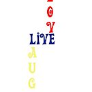 Live, Love, Laugh by DDLeach