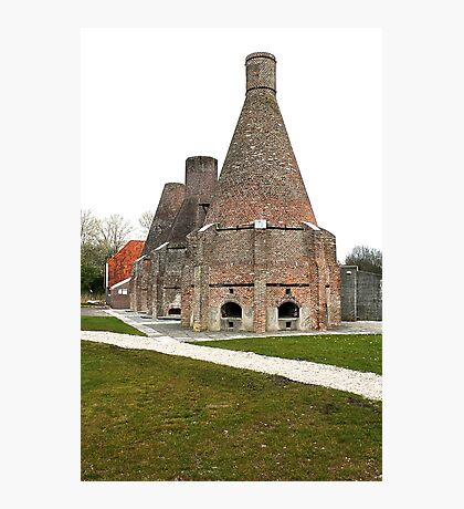 Lime Kilns Photographic Print