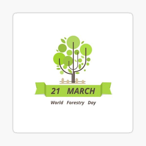 Trees for Kenya Sticker