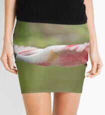 Pink Cruiser Mini Skirt