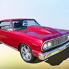 Chevy Chevelle by Keith Hawley