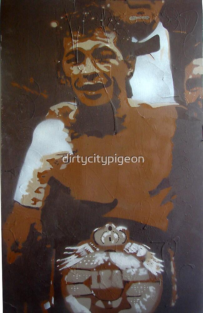 Arturo Gatti by dirtycitypigeon
