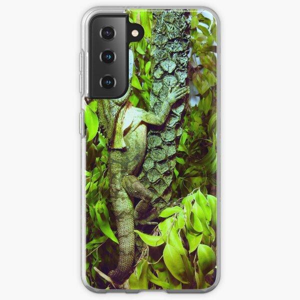 Frilled-necked lizard Samsung Galaxy Soft Case