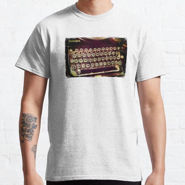 Enigma - Typewriter IV Classic T-Shirt