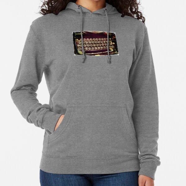 Enigma - Typewriter IV Lightweight Hoodie