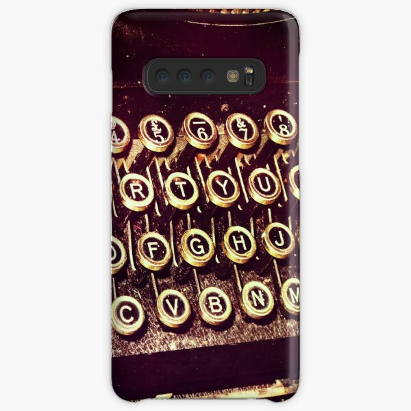 Enigma - Typewriter IV Samsung Galaxy Snap Case