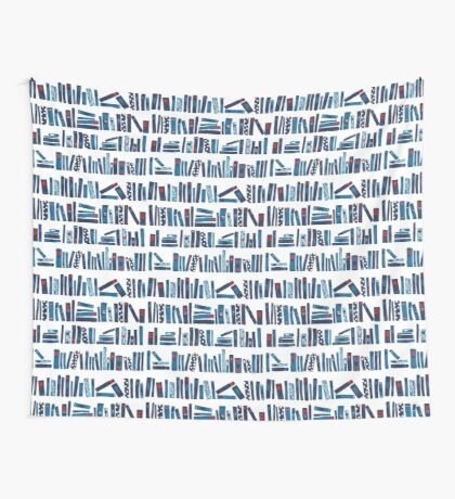 Keep Reading Wall Tapestry