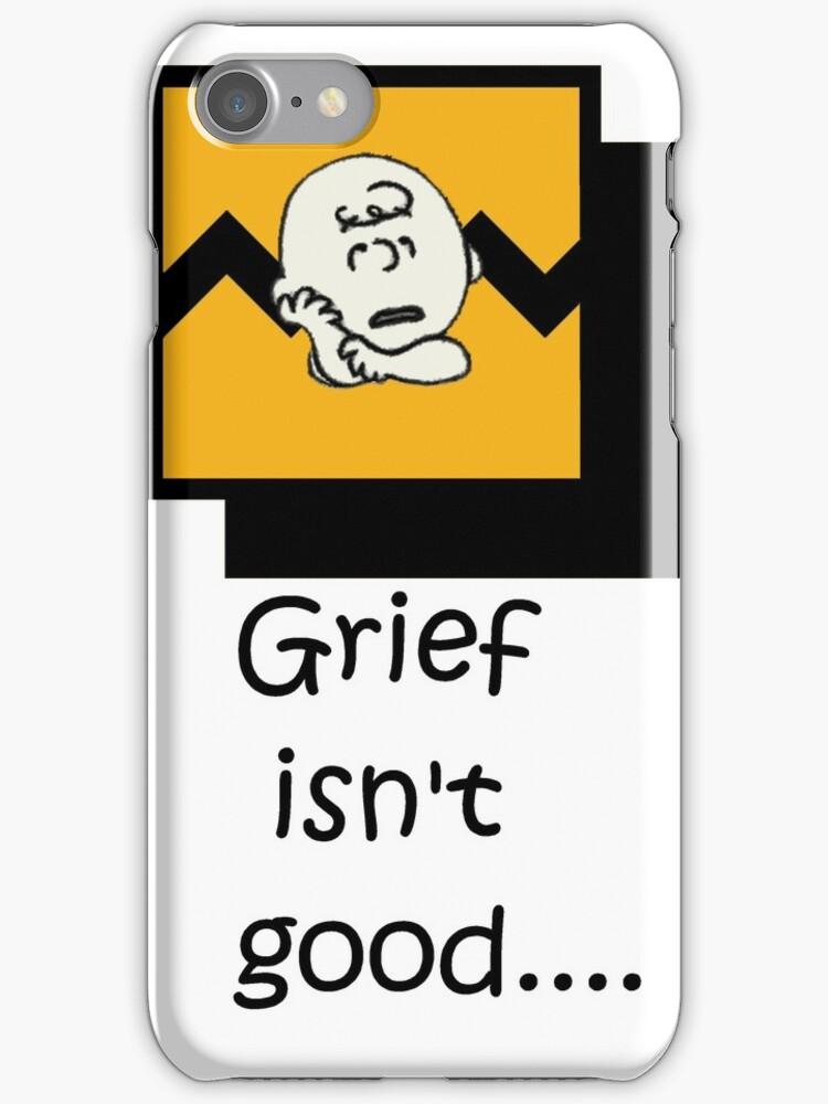 Grief isn't good.... by DDLeach