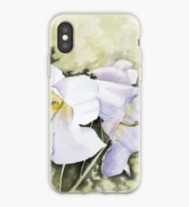 The heart of Inverewe iPhone Case