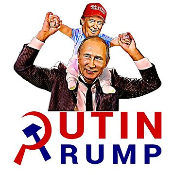 Trump Putin by biggeek