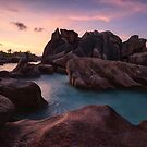Anse Cocos by Michael Breitung