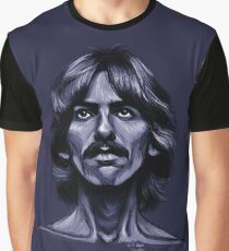 Within You and Without You - George Harrison digital painting Graphic T-Shirt