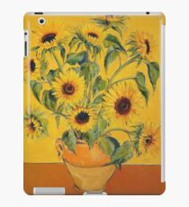 'A Brush with Vincent'.  iPad Case/Skin