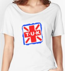 TUK Never Die Women's Relaxed Fit T-Shirt
