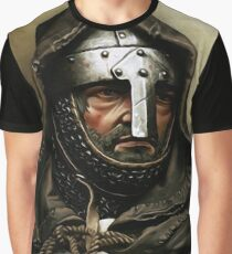 Ancient Templar Knight Graphic T-Shirt