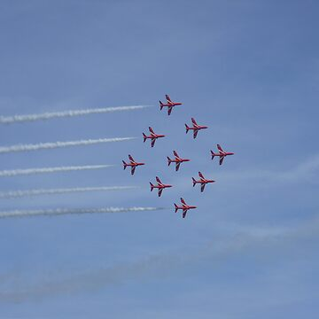 Red Arrows by Tanya68