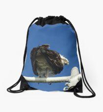 Osprey - Cottesloe - predator with attitude Drawstring Bag