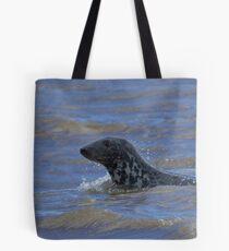 Seal Profile Tote Bag