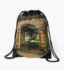 Enticement #2 ~ Yengo Historic Gardens, Mt Wilson Drawstring Bag