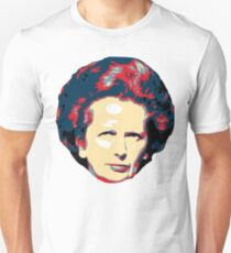 Margaret Thatcher Pop Art T-Shirt Unisex T-Shirt
