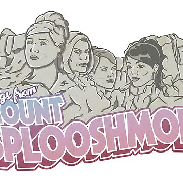 Greetings from Mount Splooschmore by pgdn