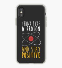 Stay Positive iPhone-Hülle & Cover