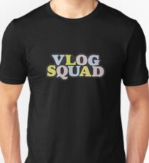 NEW - David Dobrik - Vlog Squad Unisex T-Shirt
