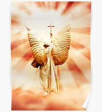 Angel of Victory Poster