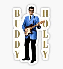 Buddy Holly - Oh! Boy Sticker