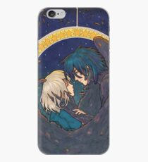 Starry Sky - Howl and Sophie iPhone Case