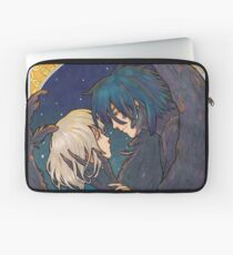 Starry Sky - Howl and Sophie Laptop Sleeve