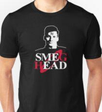 Smeg Head Red Dwarf Slim Fit T-Shirt