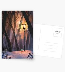 The Lion, The Witch and The Wardrobe Postcards
