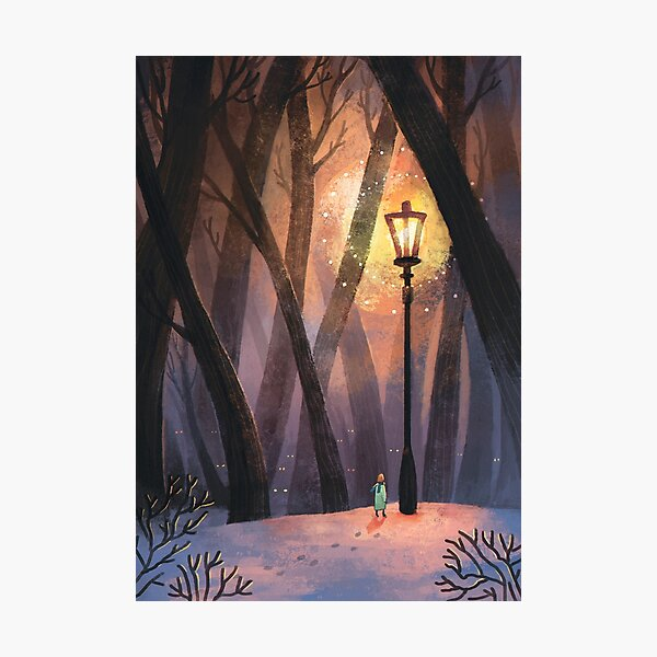 The Lion, The Witch and The Wardrobe Photographic Print