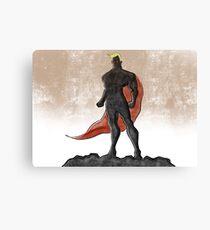 Superhero Cape Canvas Prints | Redbubble