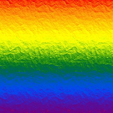 Rainbow Gradient Painted Pattern by MarkUK97