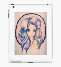 Violet Victoriana iPad Case/Skin