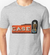 Case Farm Sign with Old Abe the Eagle Unisex T-Shirt