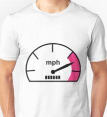 speedometer Unisex T-Shirt