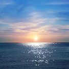 Sunny Morning At The Red Sea by hurmerinta